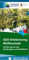 Faltblatt GEO-Erlebnisweg